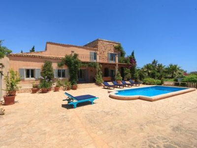 Photo for Holiday home Cala Santanyi for 1 - 10 people with 5 bedrooms - Holiday home