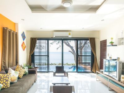Photo for Koh Sirey Beachfront Pool Villa