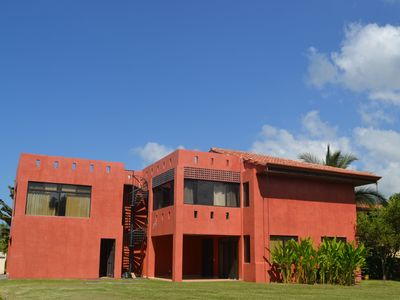 Photo for Large Ocean View House, Gated community - Step to the Sand!