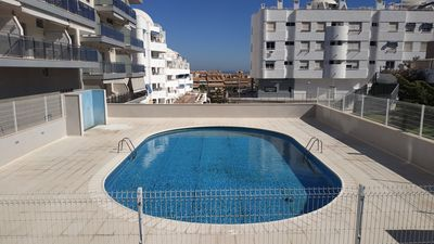 Photo for Tourist apartment with pool and very close to El Campello beach