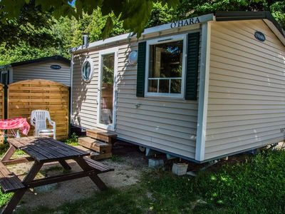 Photo for Camping du Lac *** - Mobil Home 2 Rooms 2/4 People