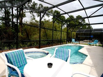 Photo for Family Memories. Private Pool with Jacuzzi. AC. Cable TV. Free Wifi. Game Room
