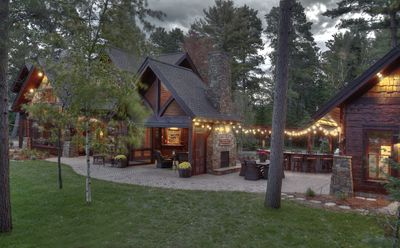 Exceptional outdoor living areas.