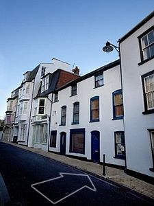 Photo for Charming Fisherman's Cottage in the Oldest Street in Ilfracombe