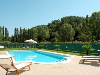 Photo for Apartment Agriturismo Montepatti (MNT361) in Montopoli in Valdarno - 6 persons, 2 bedrooms