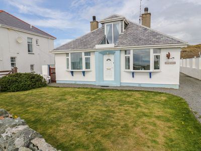 Photo for GLASFOR, pet friendly, with a garden in Trearddur Bay, Ref 927320