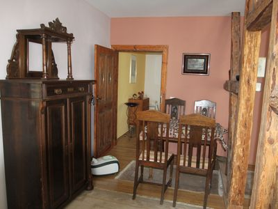 Photo for Accessible holiday home for eight people. in Fläming, pets, horses welcome