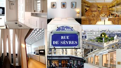 Photo for Up to 4 guests, 600  sqft close to Saint Germain Champs Elysees