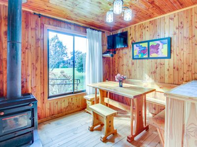 Photo for 2BR Cabin Vacation Rental in Puyehue, Lo