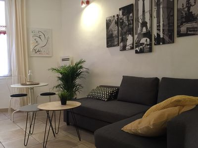 Photo for Apartment in the historic center of Aix en Provence