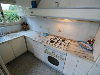 Photo for House in the center of Borgo Bonsignore with Parking, Washing machine, Garden, Terrace (120521)