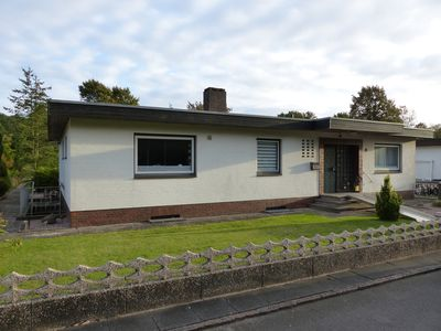 Photo for Beautiful modern barrier-free bungalow in Rendsburg