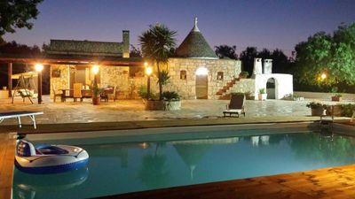 Photo for TRIPLE 'THE QUERCY' WITH SWIMMING POOL, IMMERS0 IN THE NATURE
