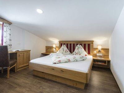 Photo for Double room with shower, WC - Elmaugut, holiday farm