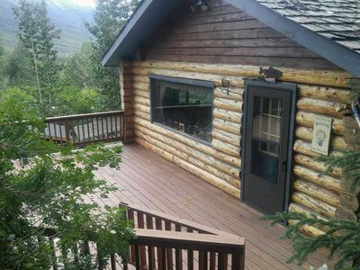 Photo for Log home close to Anchorage