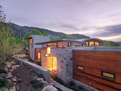 Photo for Mountain Contemporary living at it's finest...
