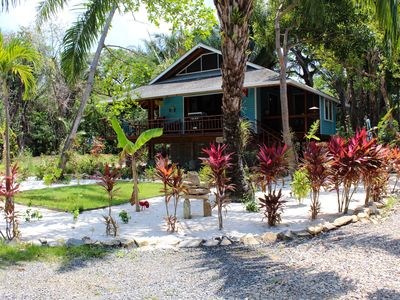 Photo for Family Friendly Private Beach Resort, Pool, Dive Shop, Nature, Bar & Grill