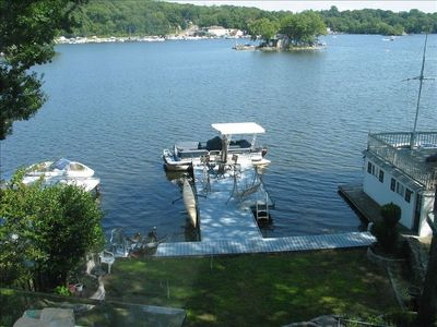 Surprising 4Br House Vacation Rental In Lake Hopatcong New Jersey Download Free Architecture Designs Intelgarnamadebymaigaardcom