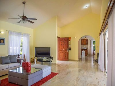 Photo for Private Villa! All bedrooms /w TVs and in livingroom