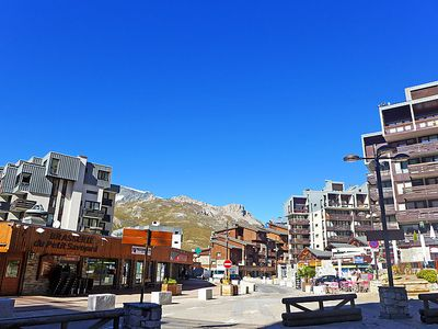 Photo for Apartment Le Curling B in Tignes - 3 persons, 1 bedrooms