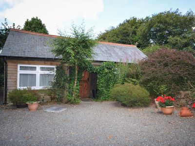 Photo for 1 bedroom Log Cabin in Okehampton - LYDLO