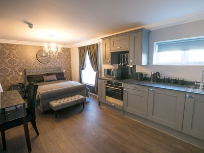 Photo for Number 10 The Abbey Titchwell Marsh Apartment