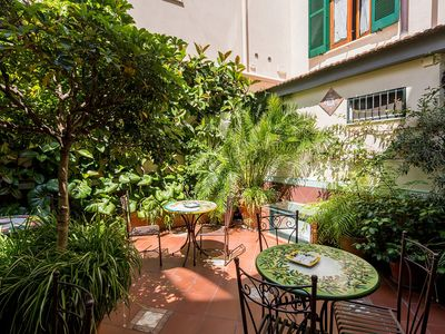 Photo for Appartamento Elisa D with Shared Terrace, Air Conditioning and Internet Wi-Fi