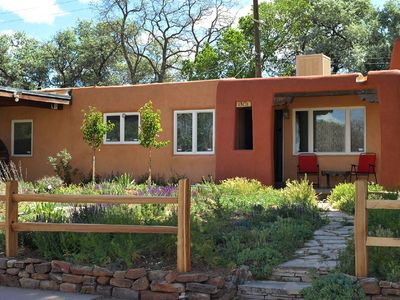 Photo for CHARMING ADOBE HOUSE IN FRIENDLY NEIGHBORHOOD