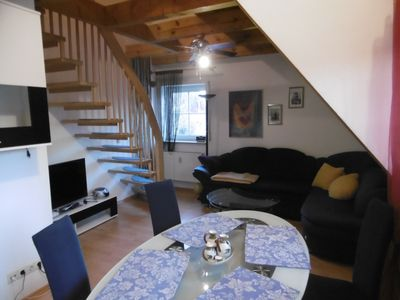 Photo for Brombachsee, md. quiet gallery residential. about 2ETG. 3D TV, dogs wilk, wifi