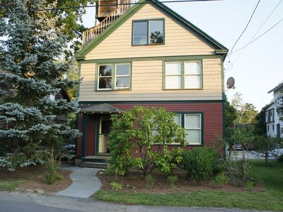 Photo for In town 4-bedroom home w/ parking, close to Shore Path