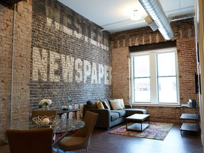 Photo for 1 BR NEWLY RENOVATED LOFT DOWNTOWN KANSAS CITY IN HISTORIC BUILDING