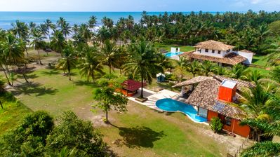 Photo for Cozy house by the sea in southern Bahia