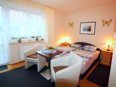 Photo for Holiday room 24sqm with terrace