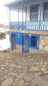 Photo for FURNISHED APARTMENT WITH KITCHEN MOUNTED IN THE CENTER OF DIAMANTINA / MG