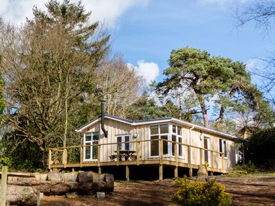 Photo for The Retreat - A unique property located in calming woodland surroundings
