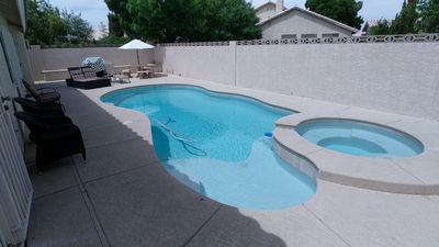 Photo for Cozy House With Pool Minutes Away From The Las Vegas Strip