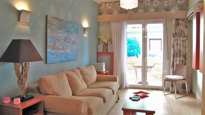 Photo for 1BR Apartment Vacation Rental in Athina, Attica