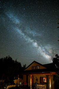 Milky Way over Tranquilo! photo by guest Mike M.