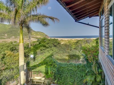 Photo for Penthouse overlooking Santinho Beach, 500m from the sea, We accept Pets