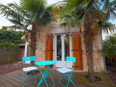 Photo for Maisonette in the palm grove of Ares