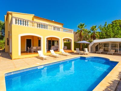 Photo for Villa Paula: Large Private Pool, WiFi