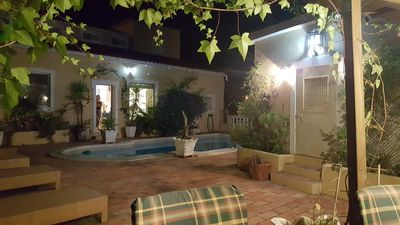 Photo for Amazing house with pool in Algarve (8-9 people) - Privacy and serenity guaranteed