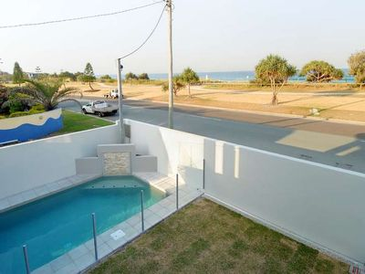Photo for 5 Bedroom Beach Duplex with Ocean Views and the Best Location on the Sunshine Coast