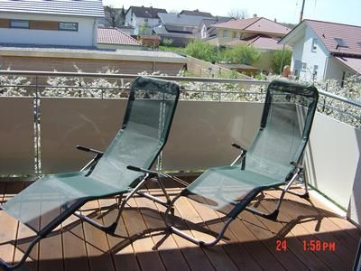 Photo for Holiday apartment Sasbach for 2 - 4 persons with 2 bedrooms - Holiday apartment in a two family hous