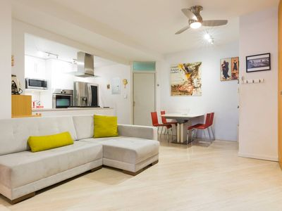 Photo for Modern apartment in Chelsea, fabulous rental