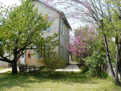 Photo for Especially bright and cosy village house with large garden.