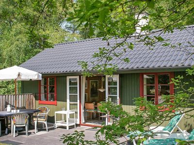 Photo for Gorgeous Holiday Home in Nexø with Swimming Pool