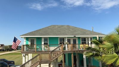 Photo for GREAT GULF VIEWS - 2BD/2BA Close to Beach and Pet Friendly!