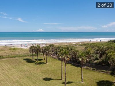 Photo for WONDERFUL OCEAN VIEW 2 BR / 2 BA CONDO ON THE BEACH