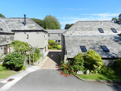 Photo for Luxury Olde Granary Ta Mill cottage
